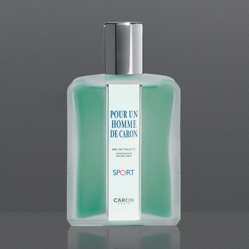 Caron parfum pour un homme sport for Profumi sport