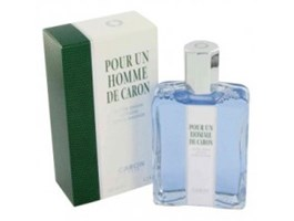 pour un homme de caron after shave 125ml.