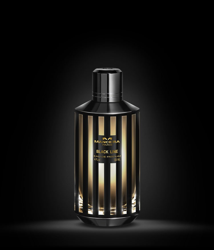 Mancera black line edp 120 ml.