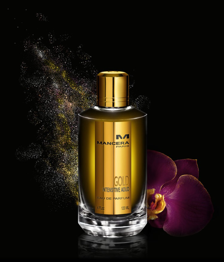 Mancera gold intensitive aoud edp 120 ml.