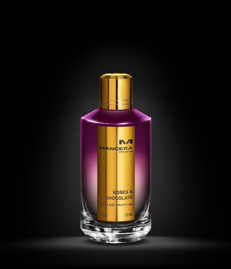 Mancera roses and chocolate edp 120 ml.