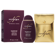 Hysquia golden silk voluptuous oil 50 ml.