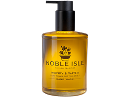 Noble Isle Whisky Water Hand Wash