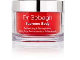 dr sebagh supreme body cream