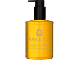 Noble Isle Whisky and Water Bath Shower gel
