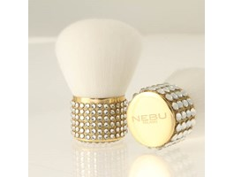 Nebu Milano kabuki oracle gold brush