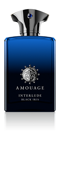 Amouage Interlude Black Iris man edp 100 ml.