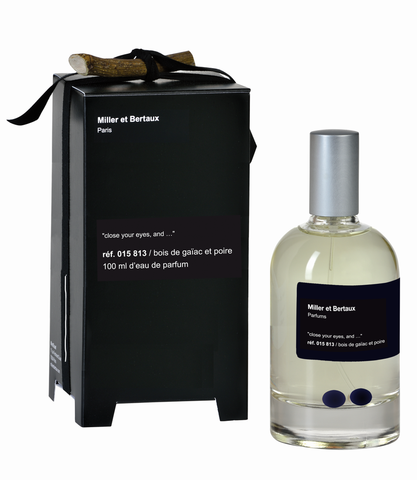 Miller et Bertaux Close your eyes and... edp 50 ml.