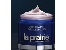 La Prairie luxe sleep mask 50 ml.