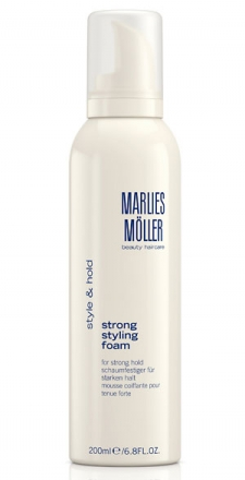Marlies Moller Style Hold Strong Styling Foam 200 ml