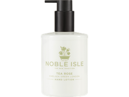 Noble Isle tea rose hand lotion 250ml.