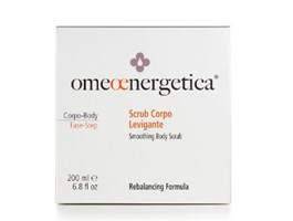 Omeoenergetica smoothing body scrub 200 ml.