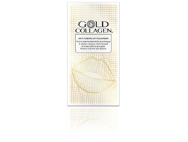 Gold collagene anti - ageing lip volumiser