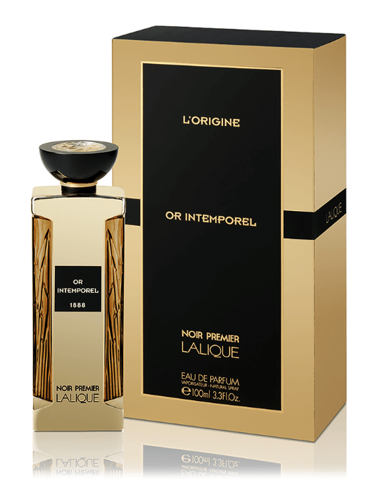 Lalique Noir Premier Or Intemporel Edp 100 ml