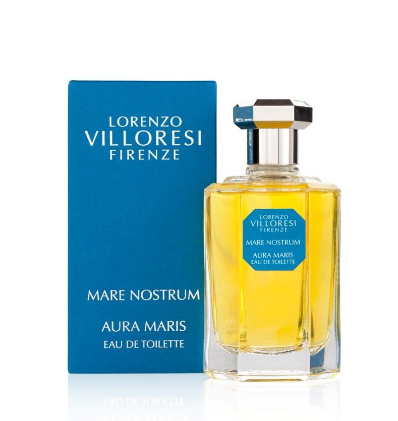 Villoresi aura maris mare nostrum edt 100ml.