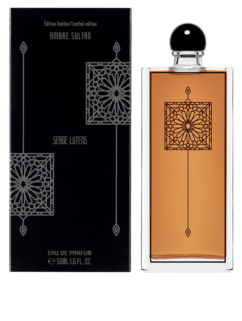 Serge Lutens Ambre sultan edp 50 ml. limited edition