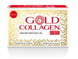 Gold Collagen Forte 10 x 50 ml.