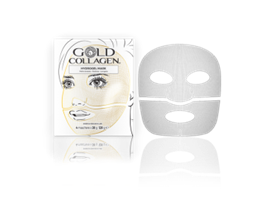 Pure gold collagene hydrogel mask 4 pz.