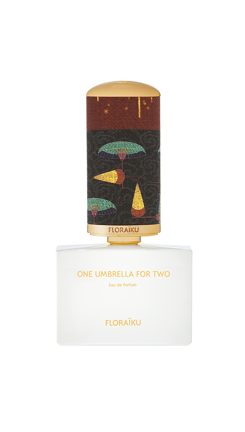 Floraiku one umbrella for two eau de parfum